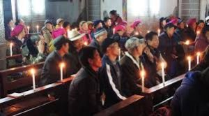 China suppresses Christianity