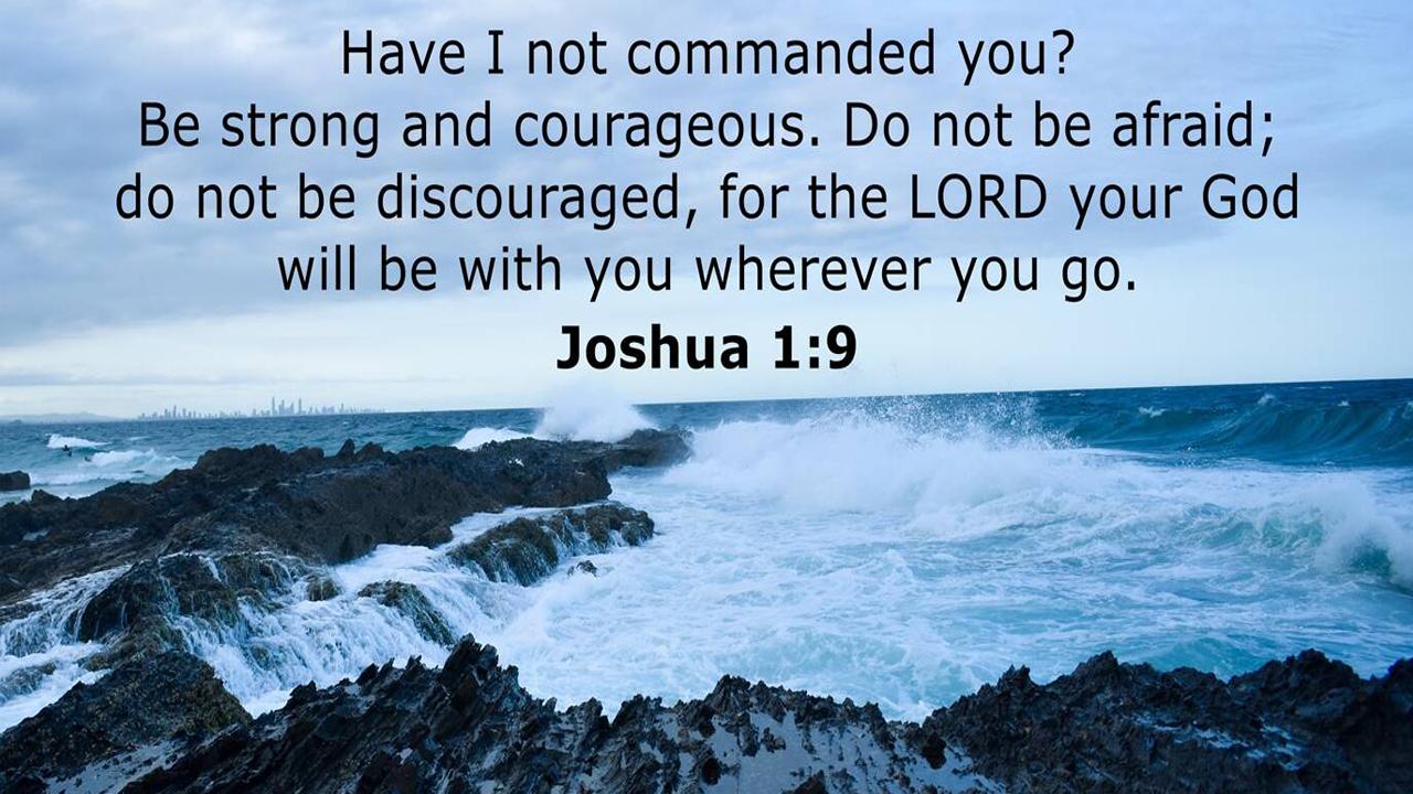 Joshua-1:9-bible verses about faith