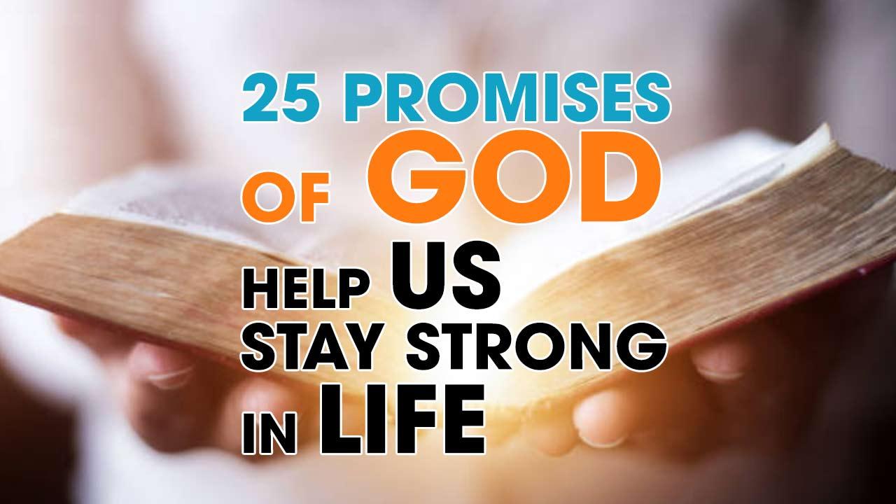 25 Promise of God