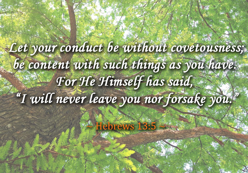 Bible verses that God is with you
